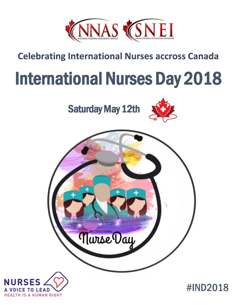 International Nurses Day Poster